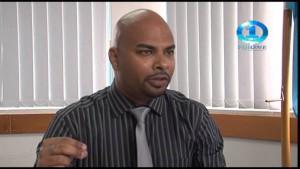MIDA chair Ashwin Raj … calls for regulation of social media because of hate speech online. Image: Fiji Television