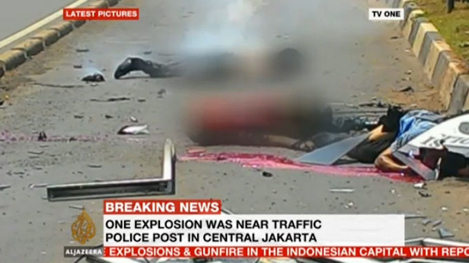 Video news still: Al Jazeera