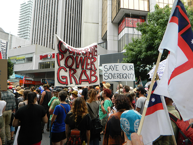 """Power Grab."" Image: Del Abcede/PMC"