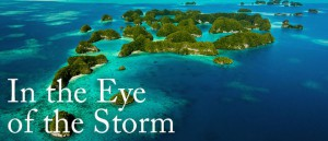 In the eye of The Storm logo
