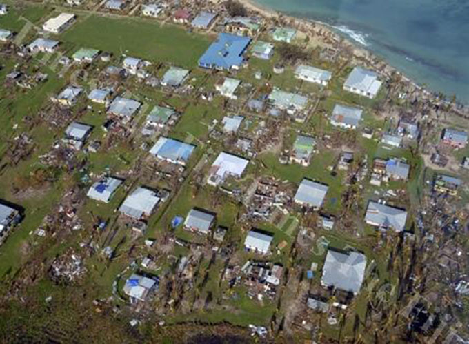 Cyclone 'flattened' 10 villages in Fiji's Ra – now 22,181