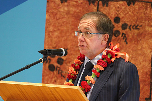 Foreign Minister Murray McCully last night ...
