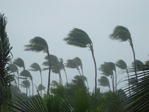 Cyclone Winston ... women's disaster needs ignored. Image: iStock