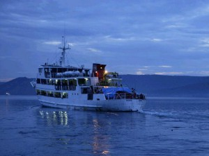 The Rabaul Queen before the sinking. Image: Post-Courier