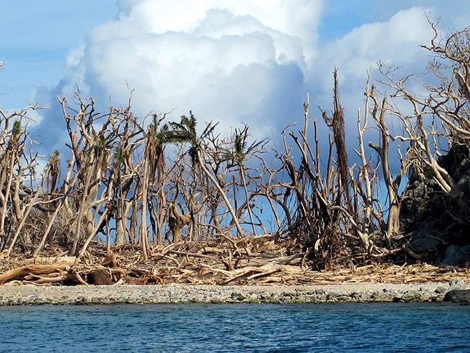 climate change problems for the fiji islands Indeed, planned relocation in fiji is a relatively new response to the effects of climate change, and it is only viewed as a last resort relocation is a complex process and can be traumatic for those involved.