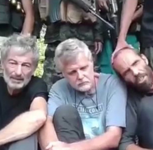 abu sayyaf captives 500wide