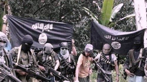apr abu sayyaf with hostages phil star 500wide