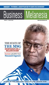 The latest edition of Melanesia Business.