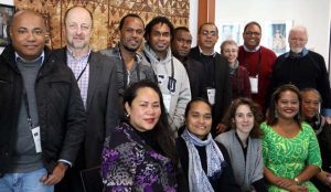 South-Pacific media educators and members of the Media Educators Pacific (MEP) and the Pacific Media Centre