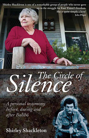The Circle of Silence, by Shirley Shackleton.