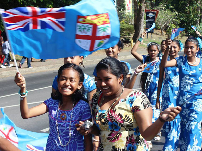 Graham Davis: It's our flag, not theirs – defend it, Fiji