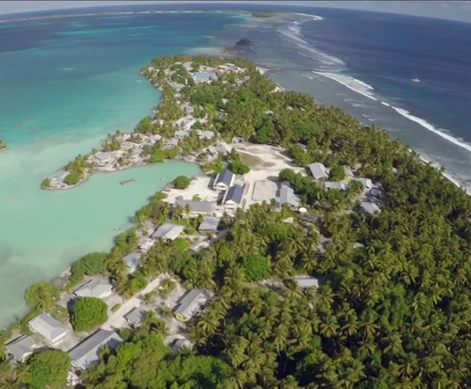 Climate Change On Pacific Islands