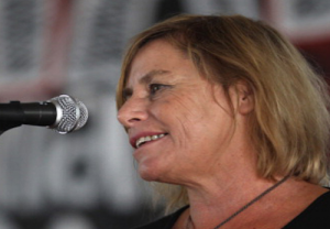 """What's different about this is it is very geared to a kaupapa that is highly political, that is about challenging the very structures of our society, very clearly grounded in economic and social and ecological justice and in a [Waitangi] treaty and tino rangatiratanga kaupapa,"" says Sue Bradfod in an interview with Radio Waatea."