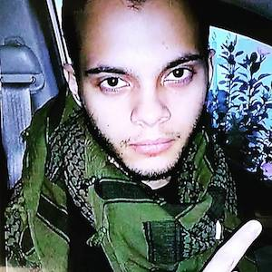 Accused US veteran Esteban Santiago. Image: CNN/APN