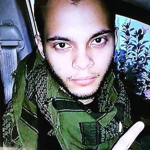 Accused US veteran Esteban Santiago. Image: CNN/APN