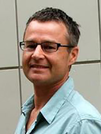 Dr James Hollings … lead researcher. Image: Massey