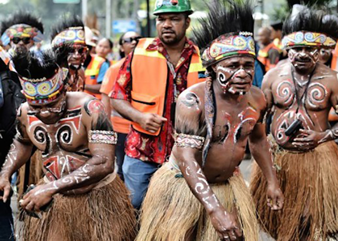 Bishop Speaks Up For Jobless Papuan Workers In Indonesian