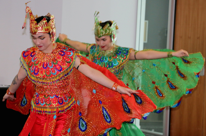 AUT's cultural diplomacy venture with Indonesia a 'step into future'  Asia Pacific Report