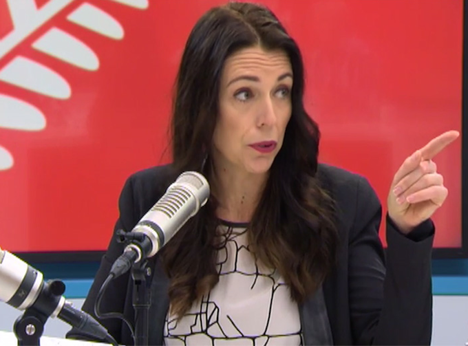 NZ opposition leader Jacinda Ardern admits defeat