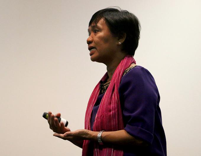 Malou: Pacific Media Centre Turns Ten, Talks Media Freedom Under