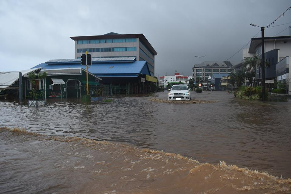 Gallery Stay Away From Flooded Areas Samoa Police Warn