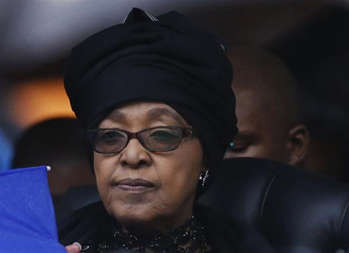 South Africa's 'Mama' Winnie Mandela – a political and media