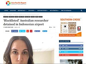 Saturday's Asia Pacific Report.