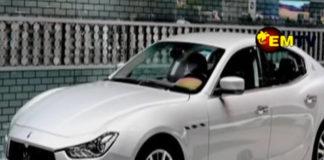 Maseratis for APEC