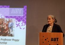 Peggy Fairbairn-Dunlop AUT