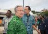 António Guterres in Vanuatu