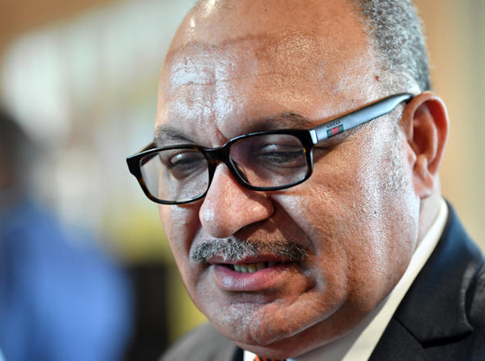 Former PNG PM O'Neill arrested for alleged 'abuse' on return home