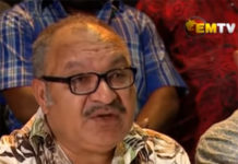 PM Peter O'Neill steps down