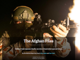 The Afghan Files