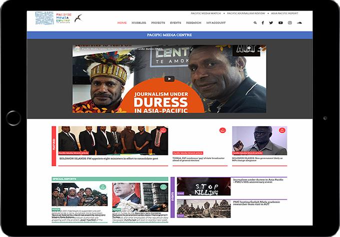 PMC Online tablet