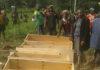 Tari coffins