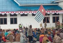 Deiyai protest, Papua