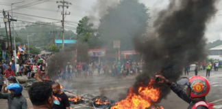 Manokwari rioting