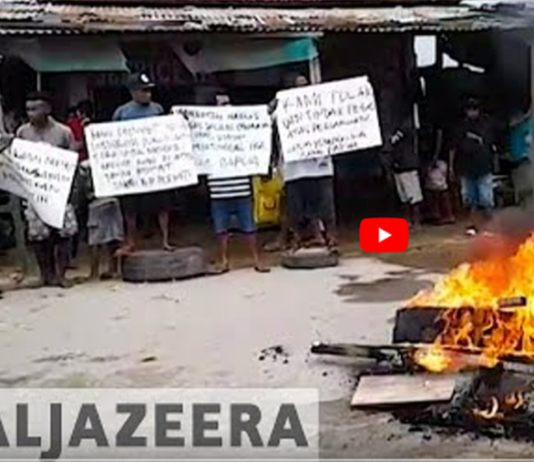 Al Jazeera on Papua