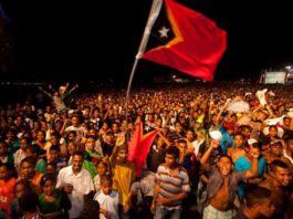 Timor-Leste indpendence