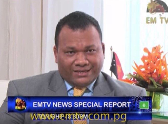 PNG journalists, media unite against 'unacceptable' Choi