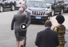 Fiji parliament video frame
