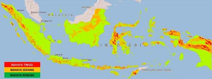 At risk zones Indonesia Mongabay 680wide