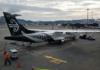 Air NZ aircraft