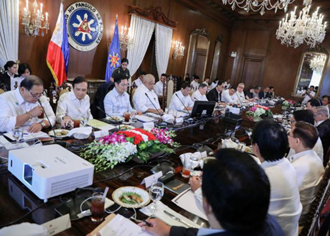 Duterte cabinet