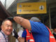 Majuro airport Covid-19 tests