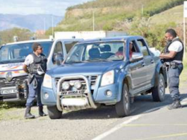 Noumea police