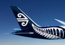 Air NZ tail logo