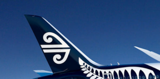 Air NZ tail logo
