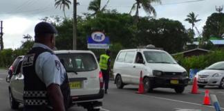 Fiji checkpoint