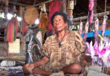 Madang vendors